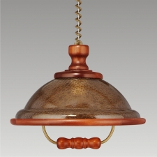 Detail produktu ACRYL WOOD/WLA-04 73006 K56, CHANDELIER CHERRY